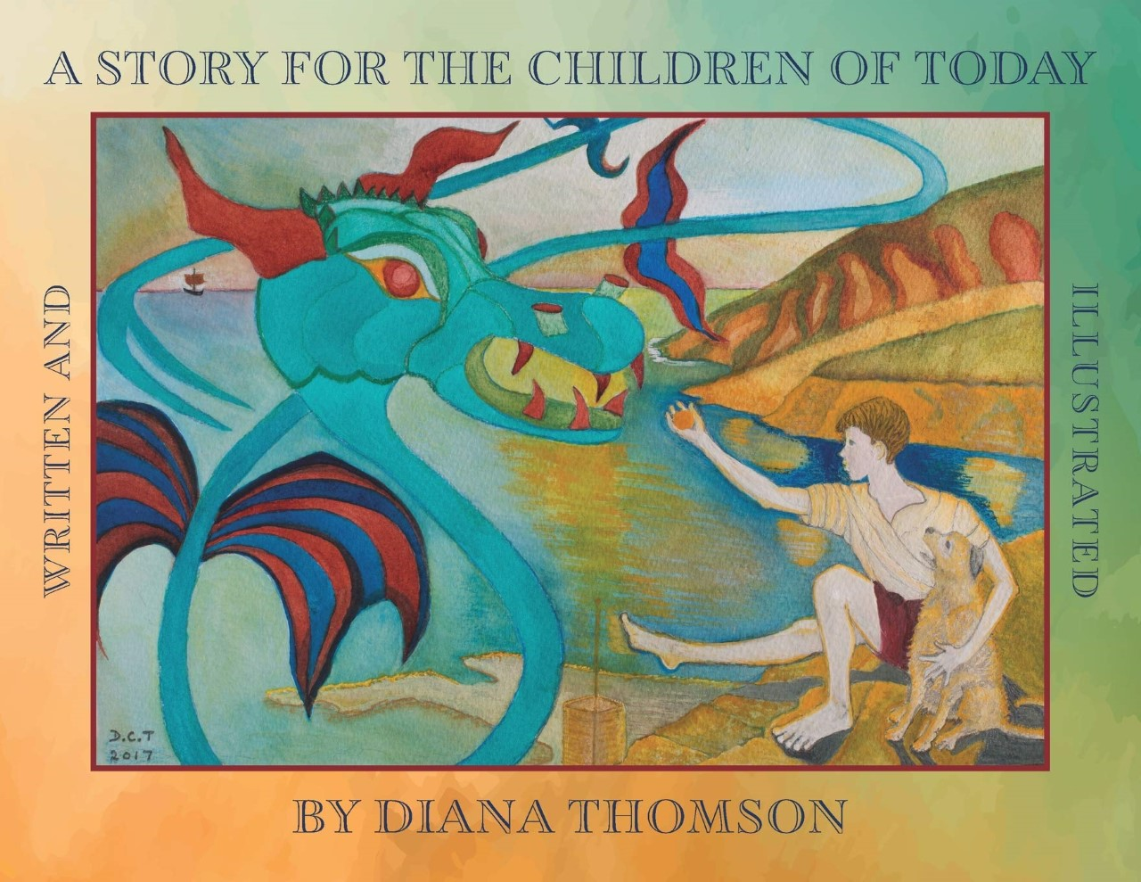 A Story for Children - front page